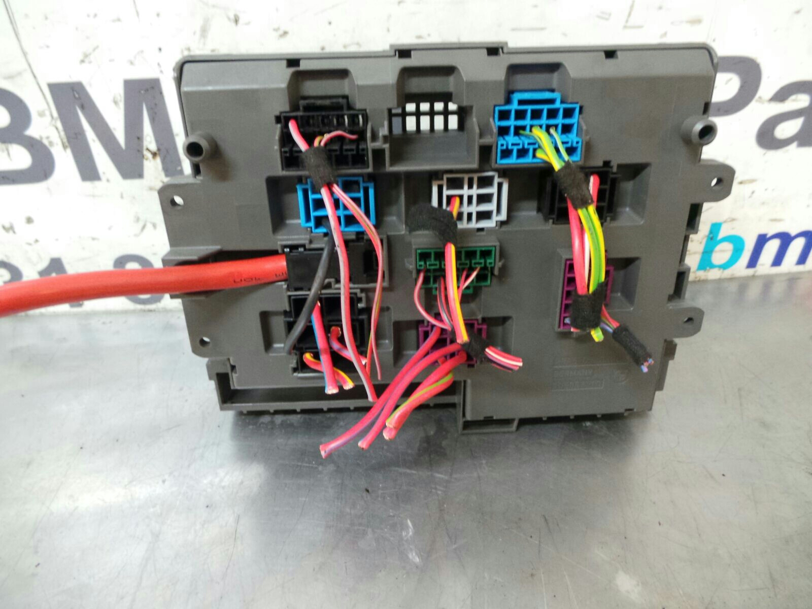hight resolution of bmw e88 1 series fuse box 9119445 9119446