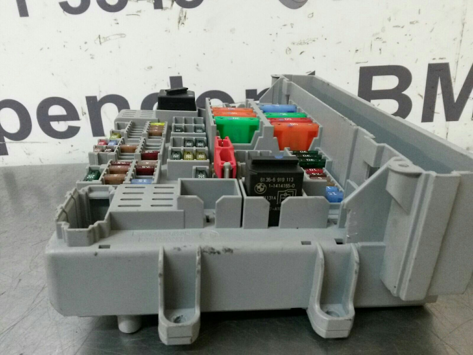 hight resolution of bmw e90 3 series fuse box 6978270 6906607 breaking for used and bmw e88 fuse box