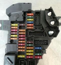 bmw e63 6 series fuse box 61146906588 [ 1600 x 1200 Pixel ]