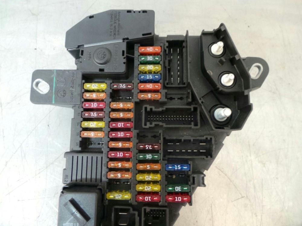 medium resolution of bmw e63 6 series fuse box 61146906588