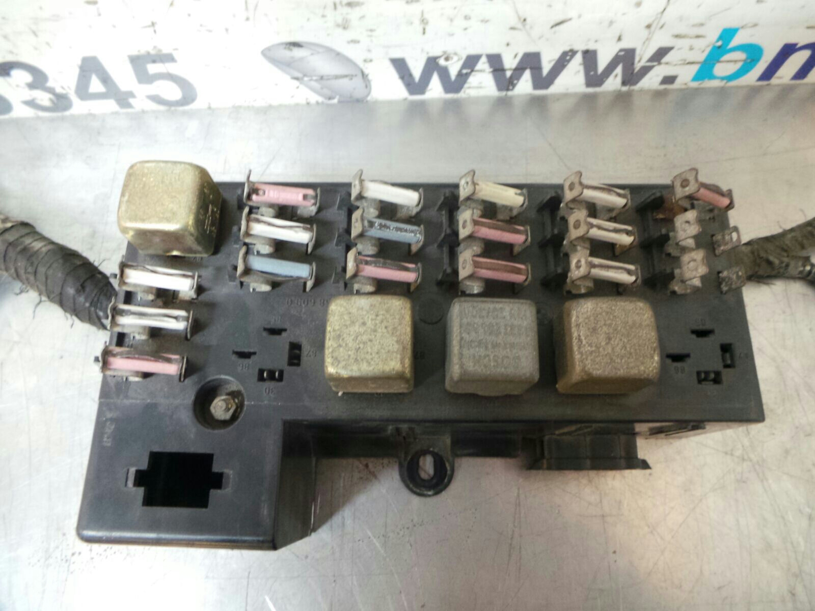 hight resolution of bmw e21 3 series fuse box 61131369605
