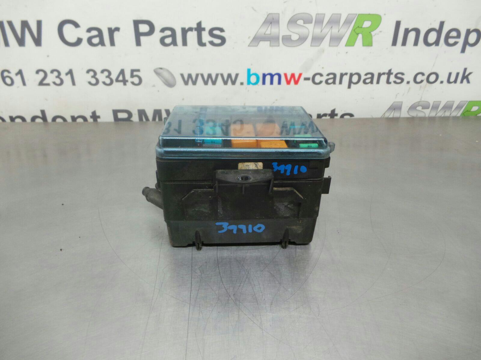 hight resolution of bmw e30 3 series fuse box 61131380973