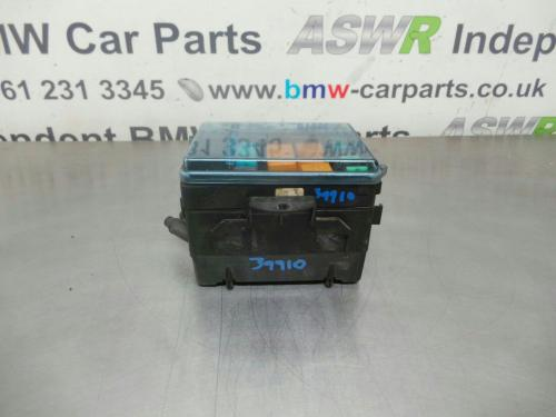small resolution of bmw e30 3 series fuse box 61131380973