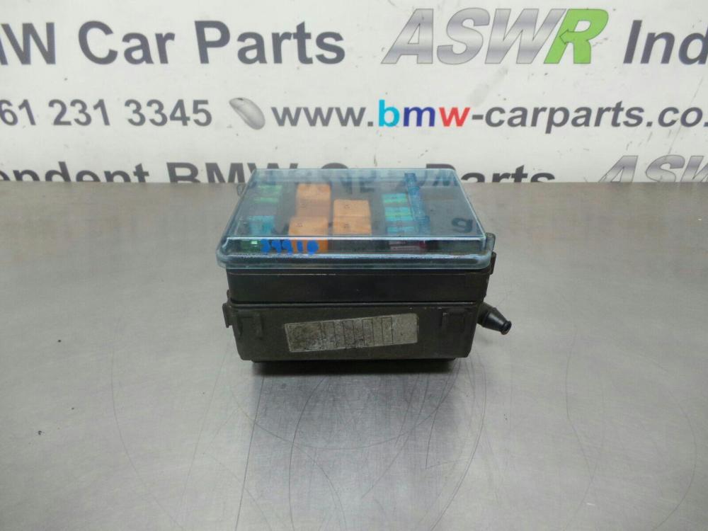 medium resolution of bmw e30 3 series fuse box 61131380973