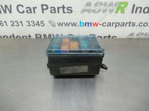 small resolution of bmw e30 3 series fuse box 61131380973