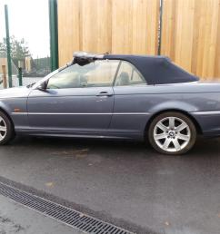 2000 bmw 3 series 323ci convertible petrol manual breaking for back to list bmw 323ci engine parts  [ 1600 x 1200 Pixel ]