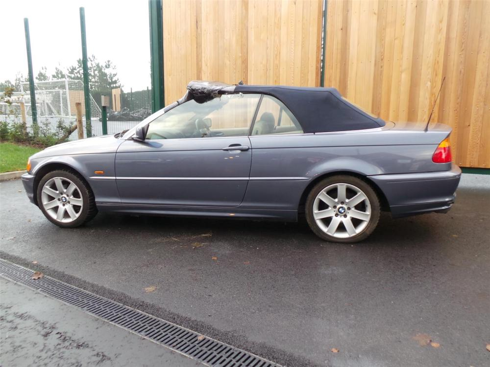 medium resolution of 2000 bmw 3 series 323ci convertible petrol manual breaking for back to list bmw 323ci engine parts