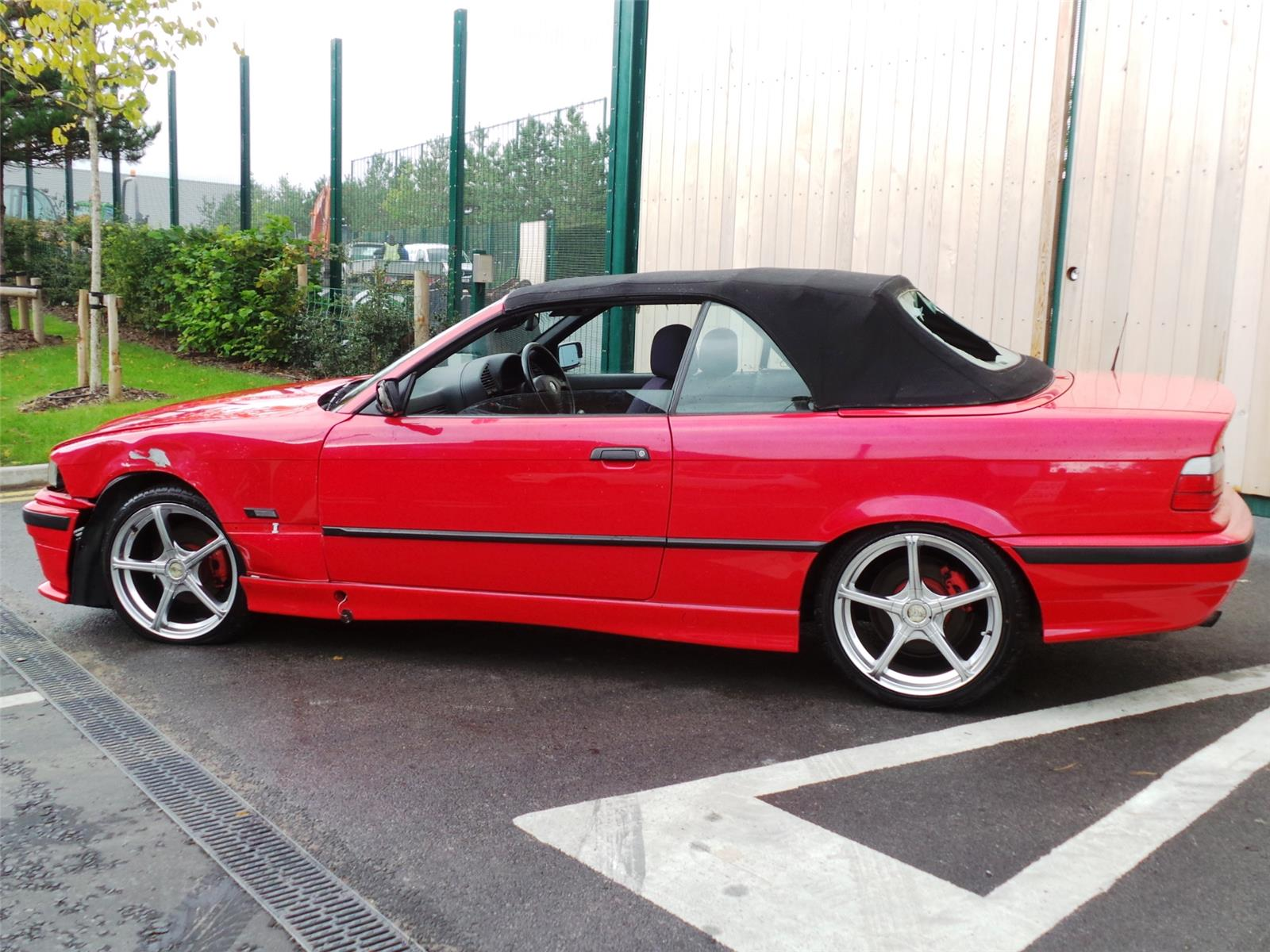 hight resolution of 1996 bmw 3 series 318i convertible petrol manual breaking for used and spare parts from aswr in openshaw manchester