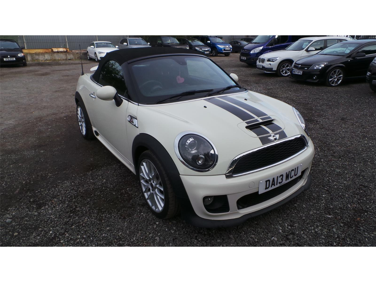 hight resolution of 2013 mini roadster cooper s 1598 petrol manual 6 speed 2 door roadster