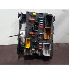 peugeot 207 2006 to 2009 s hdi fuse and relay box 1 used and spare dodge journey fuse box peugeot 207 fuse box [ 1600 x 1200 Pixel ]