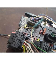 peugeot 307 2001 to 2005 s fuse and relay box 1 used and spare parts at [ 1600 x 1200 Pixel ]