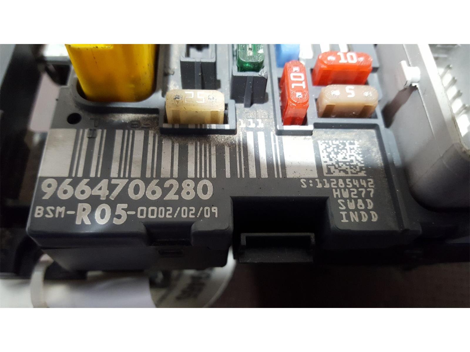 Citroen C1 Fuse Box Location Wiring Harness Wiring Diagram