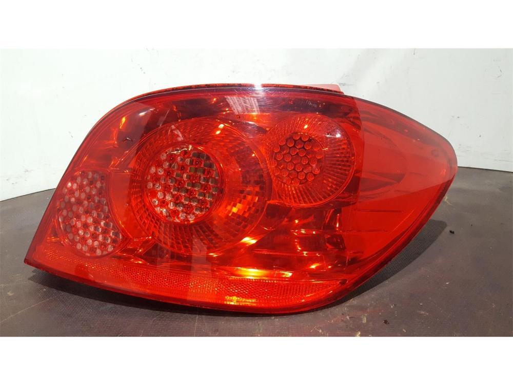 medium resolution of peugeot 307 2005 to 2008 o s right drivers rear light 6351x1 5 door hatchback