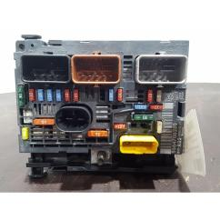 Citroen Berlingo Van Wiring Diagram For Electric Brakes Fuse Box Location Library