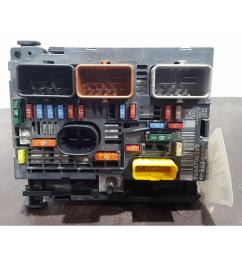 citroen berlingo 2008 to 2012 fuse box bsi bmi bcm body control unit 9664706280 [ 1600 x 1200 Pixel ]