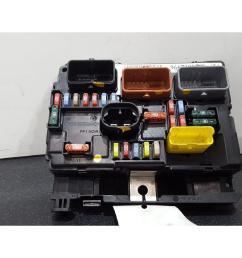 peugeot 207 2009 on fuse box bsi bmi bcm body control unit 9667199780 [ 1600 x 1200 Pixel ]