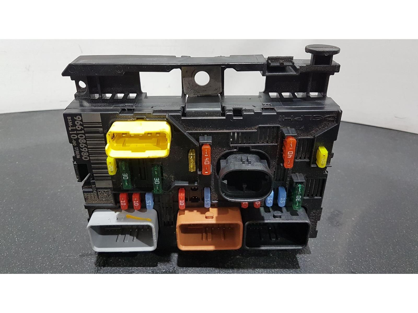 hight resolution of peugeot 207 2006 to 2009 fuse box bsi bmi bcm body control unit