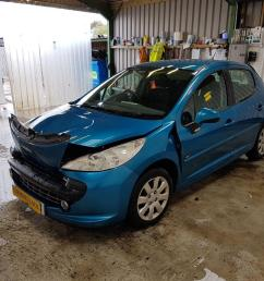 peugeot 207 2006 to 2009 m play fuse and relay box 1 used and spare parts at combellack vehicle recyclers [ 1600 x 1200 Pixel ]