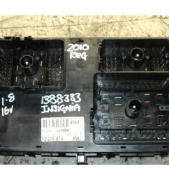 vauxhall insignia 2009 2013 fuse box relay board warranty 1185686 [ 1600 x 1200 Pixel ]