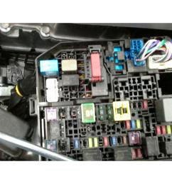 2015 mitsubishi outlander fuse box relay board 1300275 [ 1600 x 1200 Pixel ]