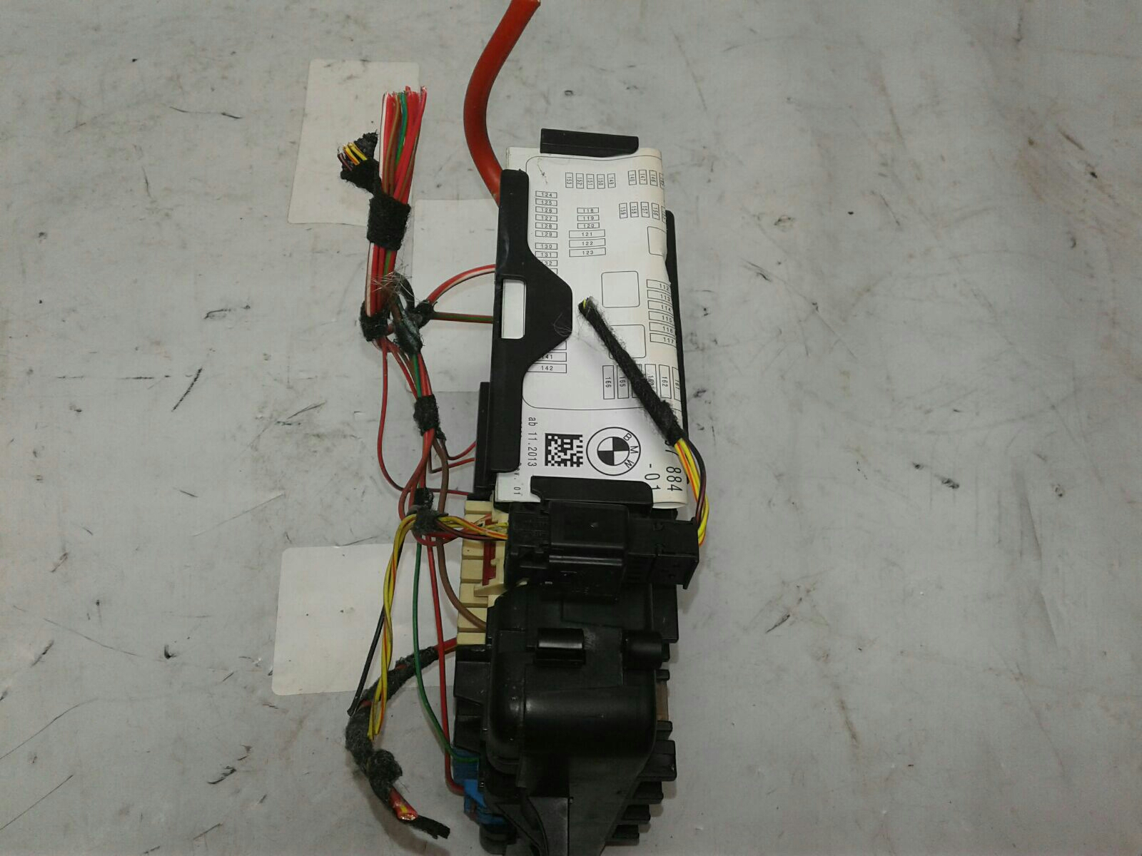 hight resolution of 2015 bmw 320d m sport fuse box relay board warranty