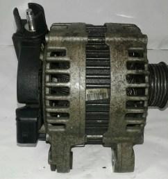 alternator volvo v70 2007 to 2010 2 0 diesel d4204t warranty 5211936  [ 1600 x 1200 Pixel ]