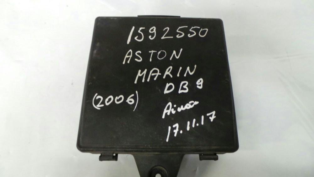 medium resolution of fuse box lid aston martin db9 6 0 v12 engine bay fuse box 35 way