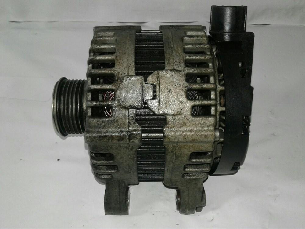 medium resolution of  alternator volvo v70 2007 to 2010 2 0 diesel d4204t warranty 5211936