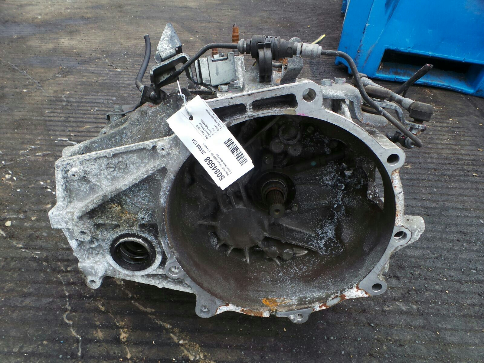 hight resolution of gearbox 2008 on mitsubishi lancer 6 speed manual transmission warranty 5084558