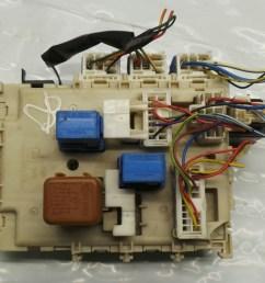 nissan almera 2000 2007 0n fuse relay box warranty 5156551  [ 1024 x 768 Pixel ]