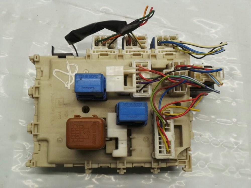 medium resolution of  nissan almera 2000 2007 0n fuse relay box warranty 5156551