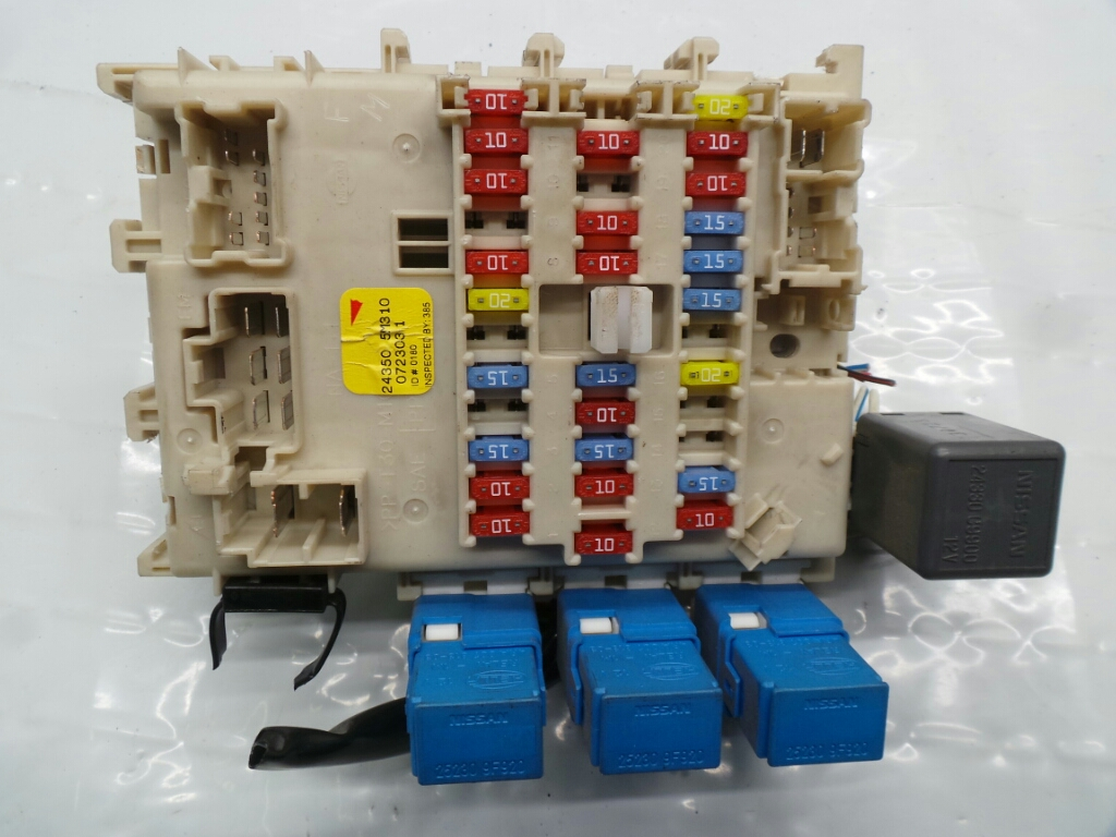 hight resolution of fusebox 2000 to 2007 nissan almera fuse box warranty 5156551