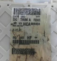 ford focus 2011 2014 fuse box relay board warranty 7322991  [ 1600 x 1200 Pixel ]