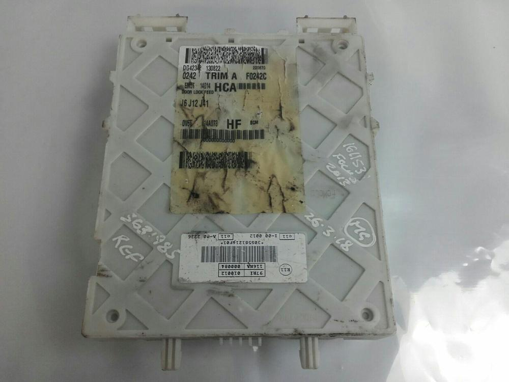 medium resolution of ford focus 2011 to 2014 fuse box petrol manual for sale fromford focus fuse