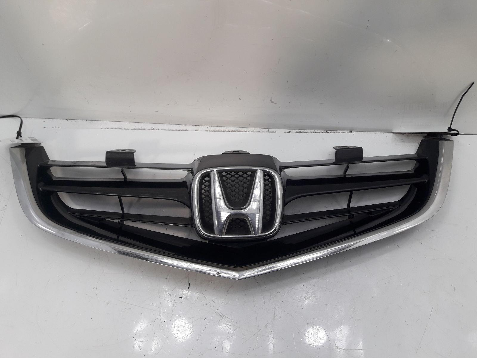 hight resolution of front grille honda accord 2003 to 2005 5 door estate warranty 7375497