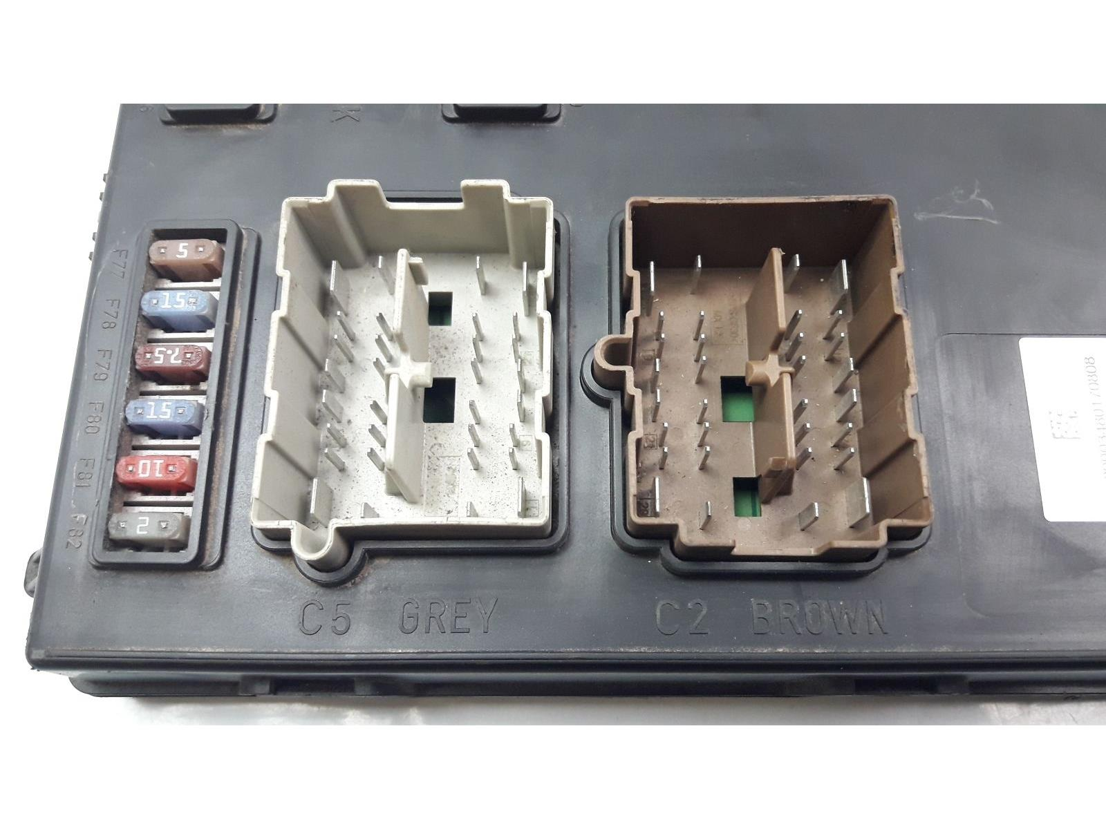 hight resolution of  ford transit 2006 2014 fuse box relay board 8c1t 14a073 bc