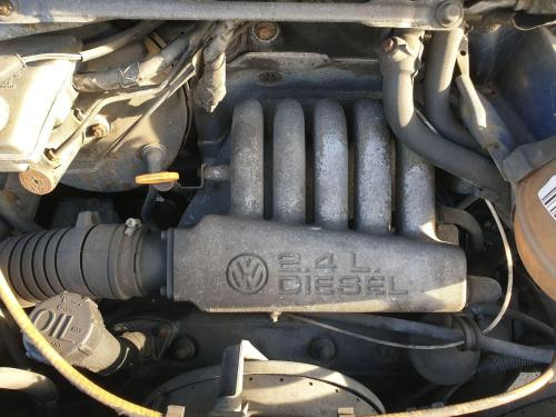 small resolution of engine volkswagen transporter 1990 to 1996 2 4 74bhp diesel manual aab 7426765