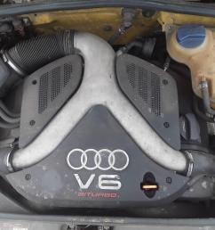 engine audi a4 1995 2000 s4 quattro 4wd 2 7 265bhp petrol manual agb 11146736 [ 1600 x 1200 Pixel ]