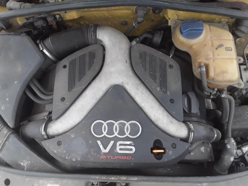 medium resolution of engine audi a4 1995 2000 s4 quattro 4wd 2 7 265bhp petrol manual agb 11146736