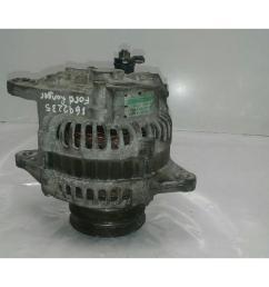 alternator ford ranger 2010 2012 8f1 warranty 11118683 [ 1600 x 1200 Pixel ]