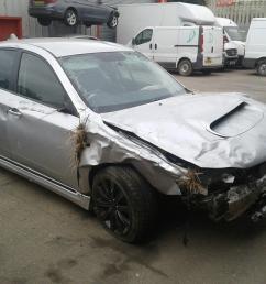 subaru impreza 2008 to 2012 wrx 5 door hatchback [ 1600 x 1200 Pixel ]