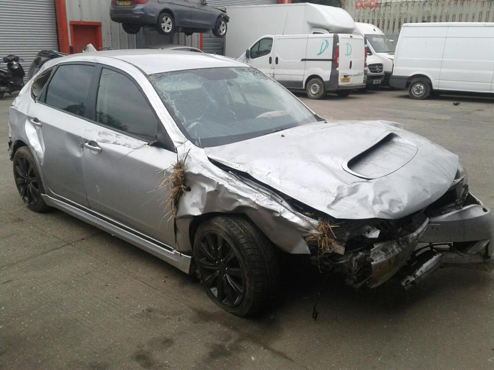 medium resolution of subaru impreza 2008 to 2012 wrx 5 door hatchback