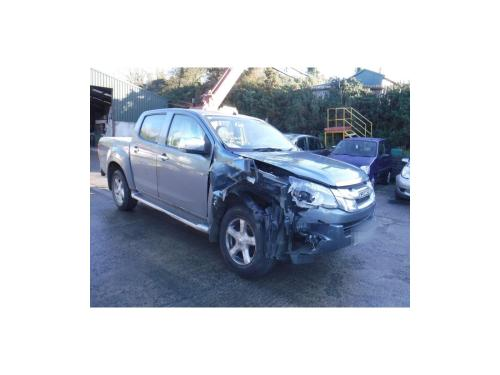 small resolution of isuzu dmax 2012 to 2017 d cab pick up