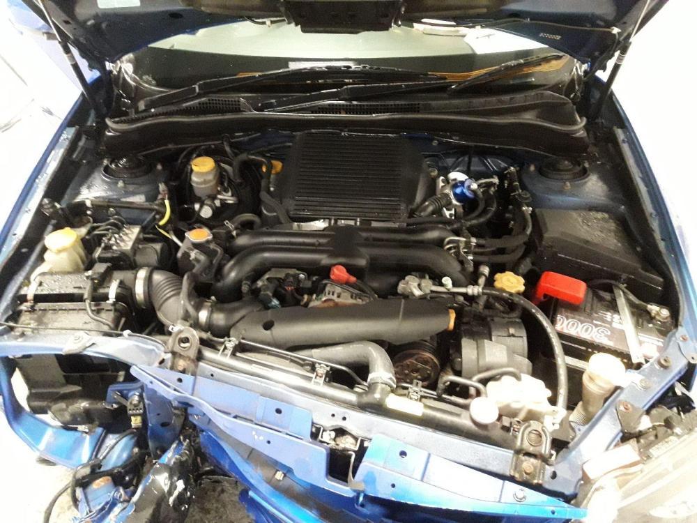 medium resolution of  subaru impreza 2008 to 2012 5 door hatchback