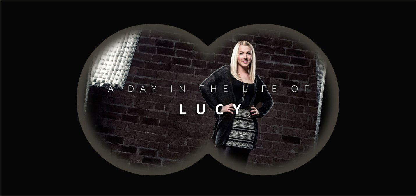 A Day in the Life of a Designer – Lucy Goodwin
