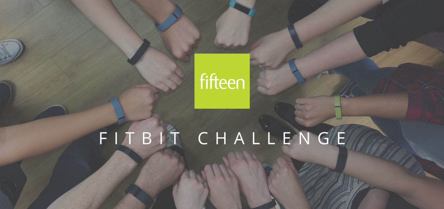 The Fifteen Fitbit Challenge – 22nd-28th August