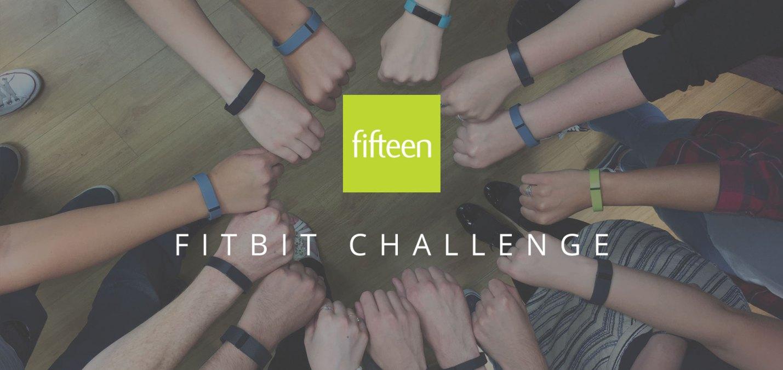 The Fifteen Fitbit Challenge