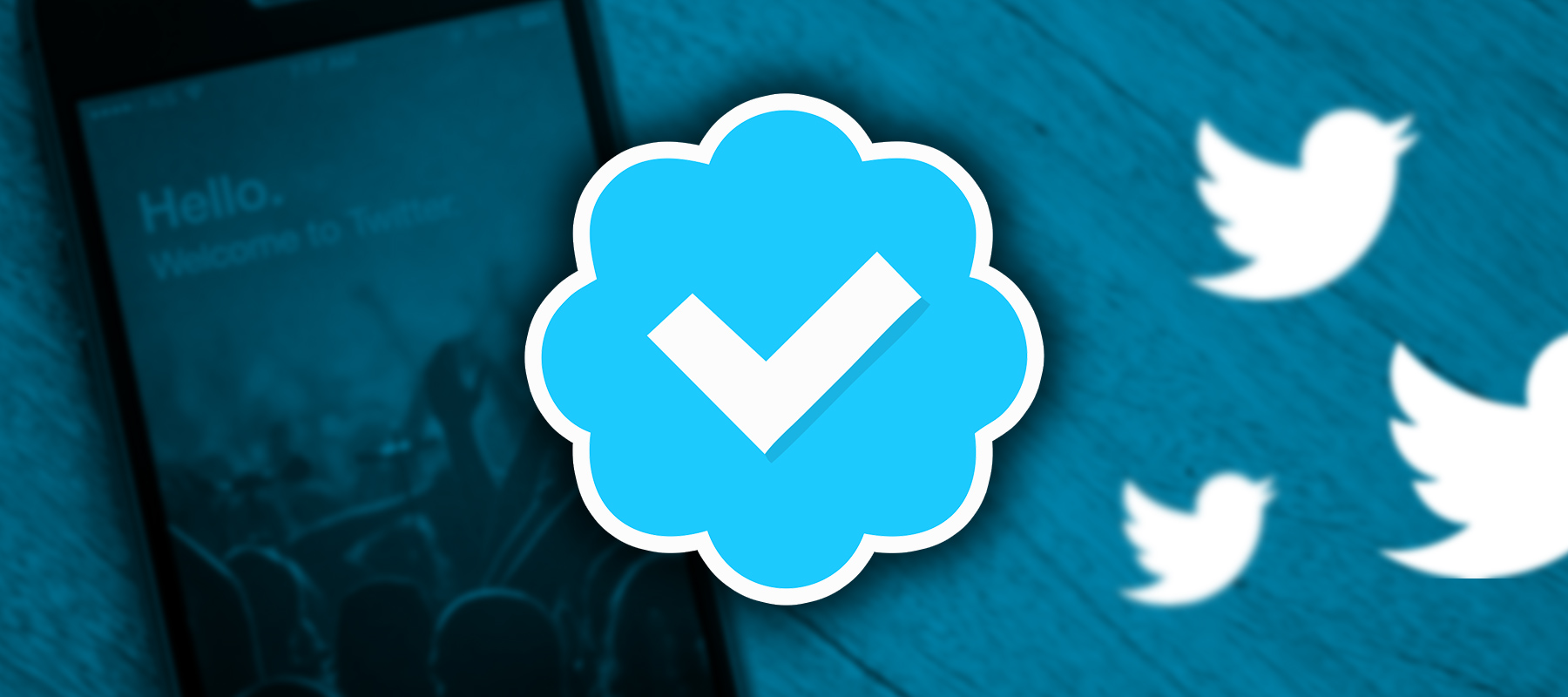 Twitter Verification: Get Your Account The Blue Badge - Fifteen