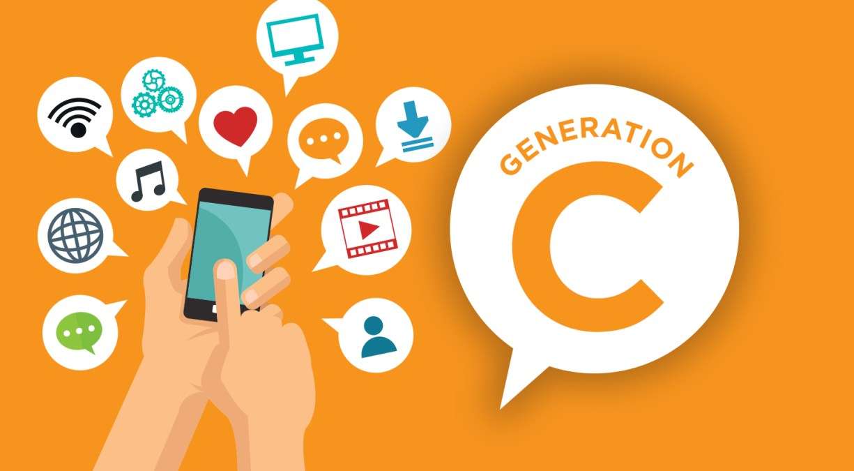 Forget about Generation Y. It's Now All About Generation C.