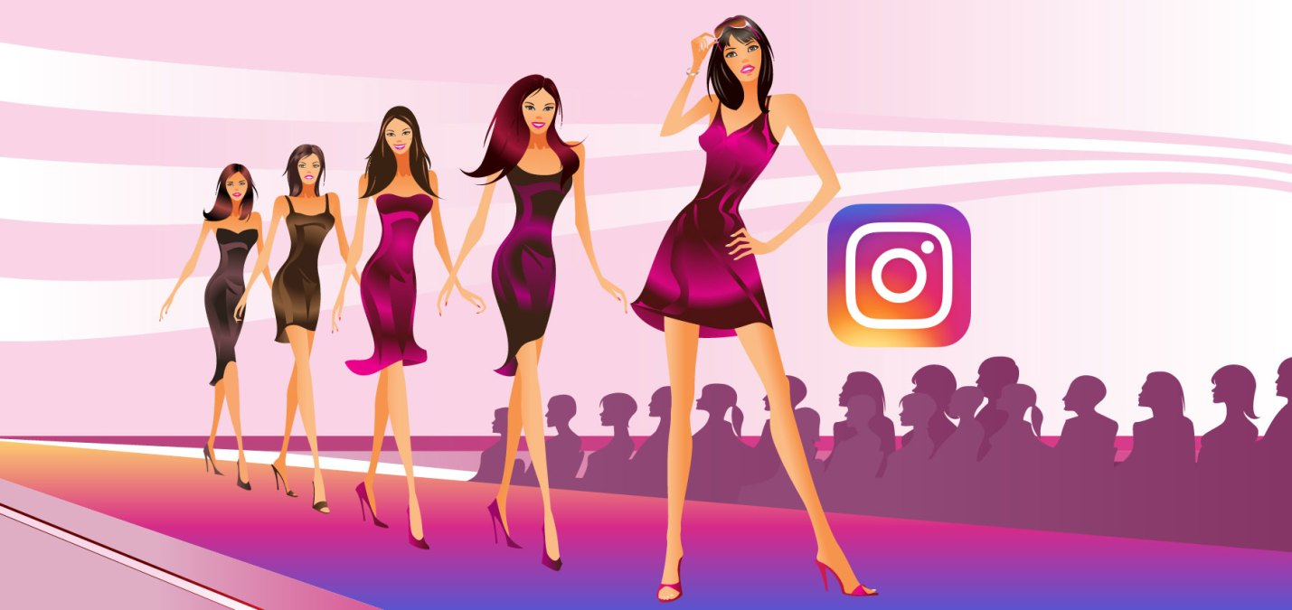 Fashion Brands To Succeed On Instagram